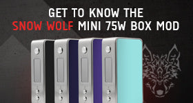 Get To Know The Snow Wolf Mini 75W