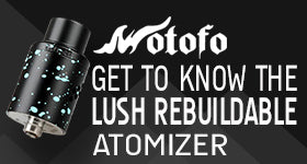 Get To Know The Lush RDA By Wotofo
