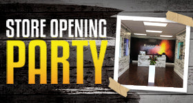 You're Invited to Our Hilo Store Opening Vape Party