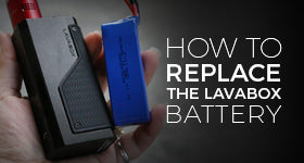 How to Replace the LAVABOX LiPo Battery The Easy Way