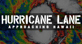 Hurricane Lane Approaching Hawaii | Live Blog: Up to Date Info