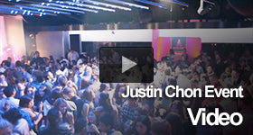 Justin Chon Event Video