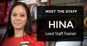 Meet the Staff: Hina