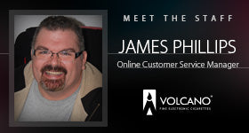 Meet the Staff - James