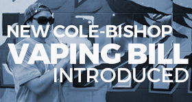 Reps Cole & Bishop Introduce New Vape Bill