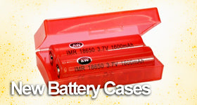 NEW PRODUCT - Battery Cases