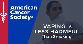 The American Cancer Society Now Advocates Vaping