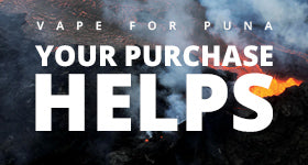 Vape for Puna Charitable Campaign
