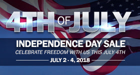 VOLCANO's 4th of July 2018 Vape Sale