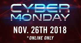 VOLCANO's Cyber Monday One-Day Vapor Sale