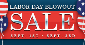 VOLCANO's Labor Day Blowout Sale