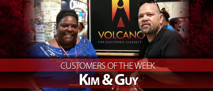 e-cigarette Customer of the Week
