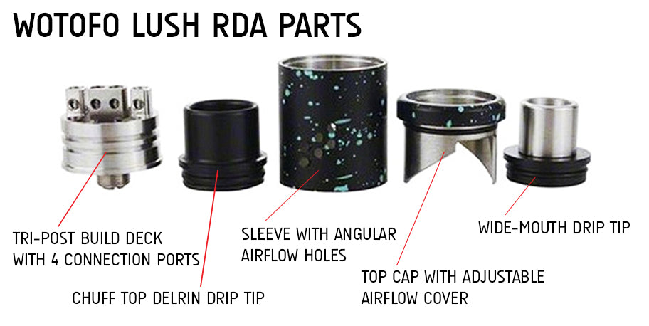wotofo-lush-rda-parts