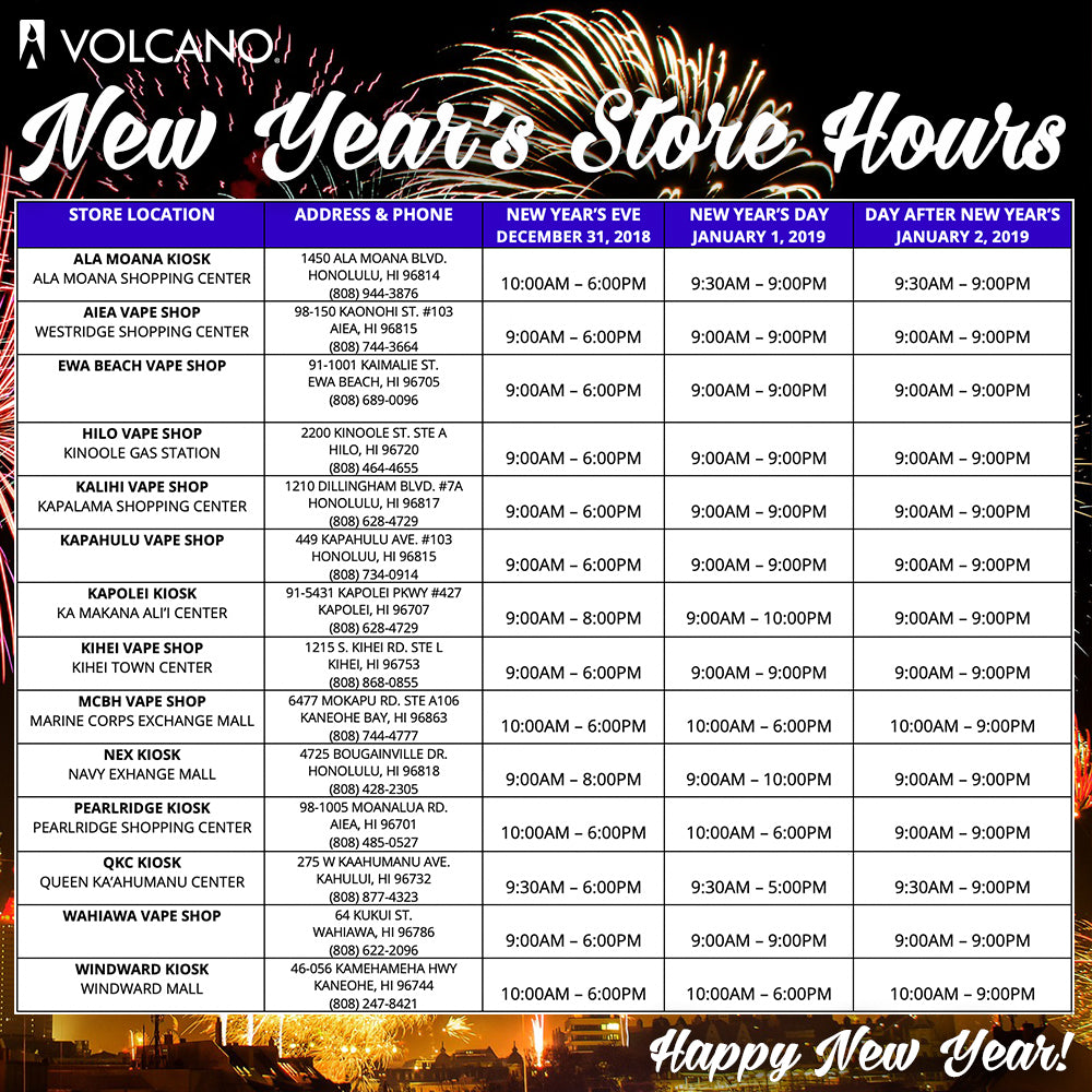 volcano-new-years-2018-store-hours