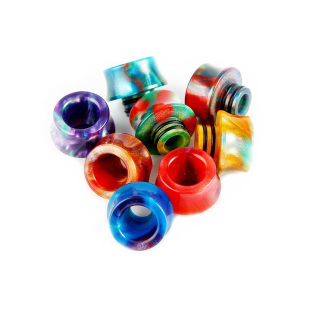 Epoxy Resin Drip Tip - 510 Tapered