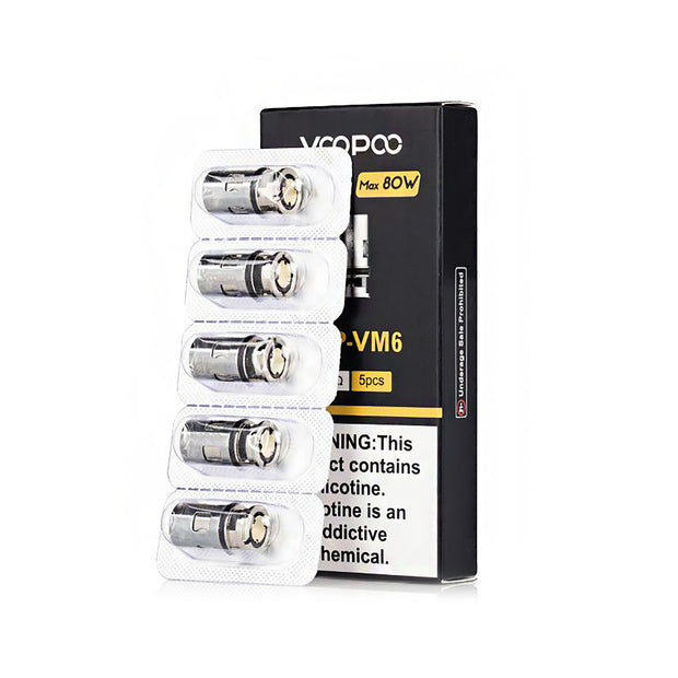 Voopoo - PnP Replacement Coils - 5 Count