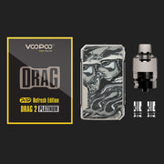 Voopoo - Drag 2 Refresh Box Mod Starter Kit - 177W