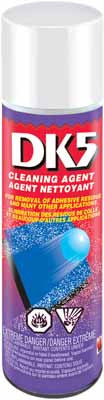 Picture of DK5 CLEANING AGENT