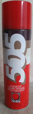 Picture of 505 ADHESIVE SPRAY 500ML (INDUSTRIAL USE ONLY)