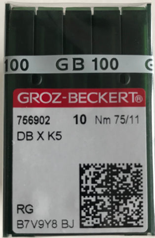 Picture of Groz-Beckert DBxK5 75/11 RG (SHARP)