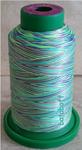 Picture of 9971 MULTICOLOR ISACORD 1000 METER CONE