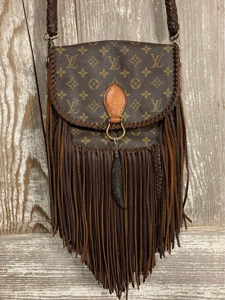 Custom Louis Vuitton St. Cloud GM Crossbody