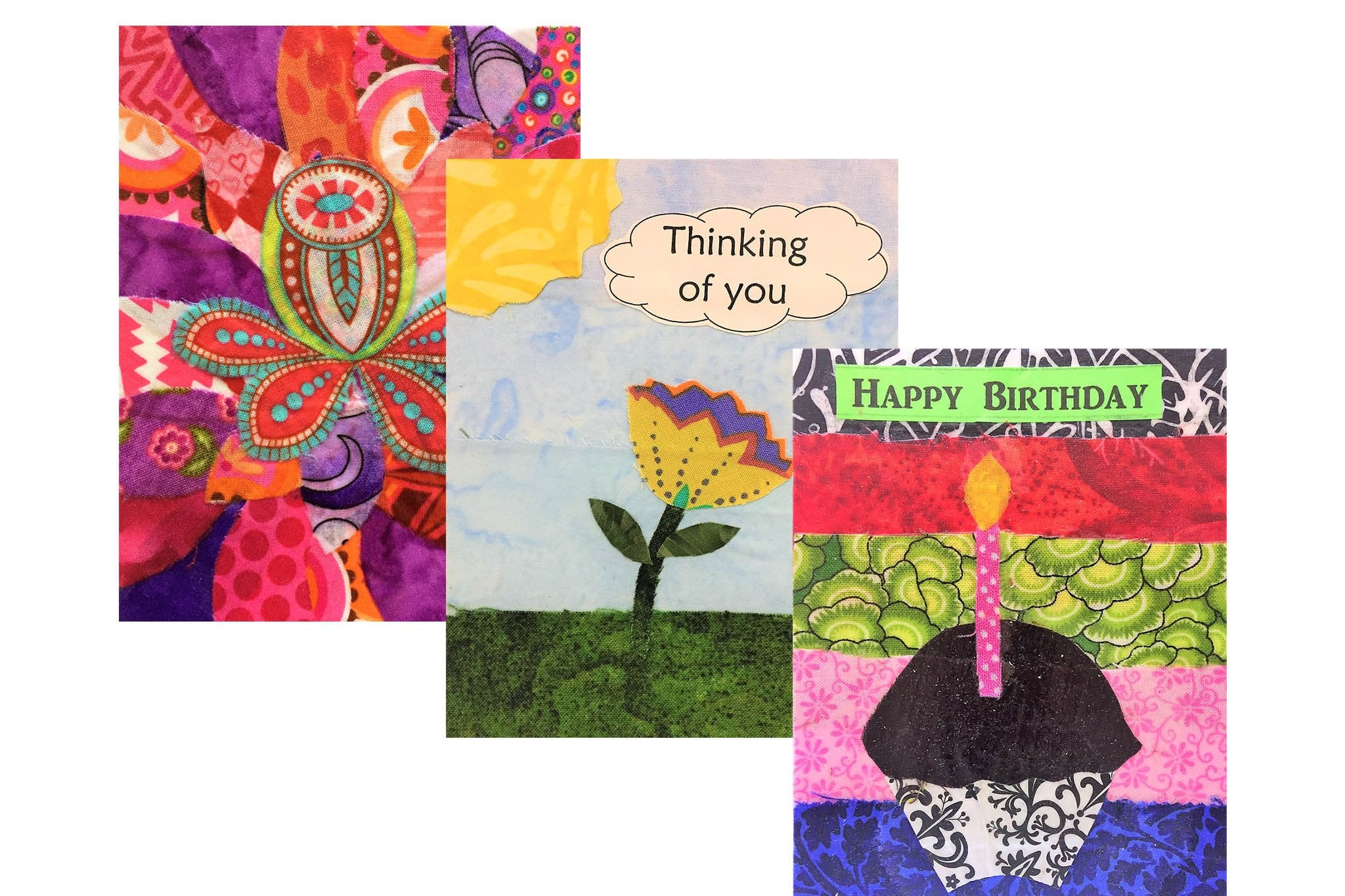 Greeting Cards Box Set Of 6 From Haiti