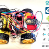 Make Your Own Robot Car that You Can Control with an Andorid Smartphone and Arduino