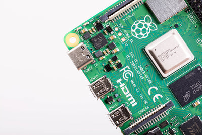 Raspberry Pi 4 Model B - 8GB RAM