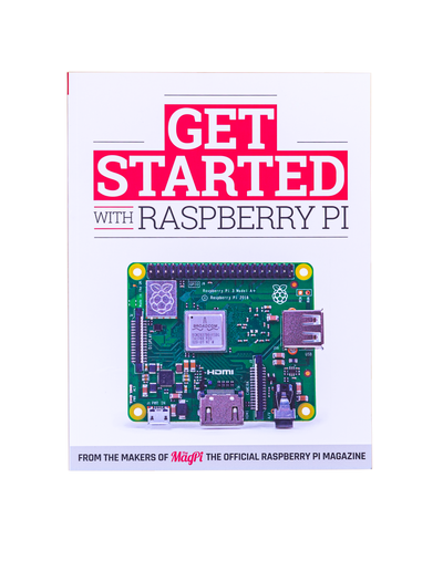 Official Raspberry Pi 3 Model A+ Starter Kit