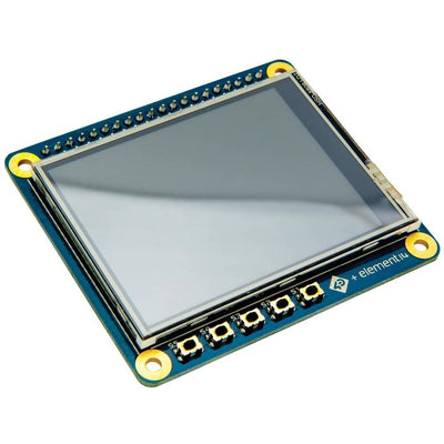 2.4 inch Primary Display HAT for Raspberry Pi - Vilros.com