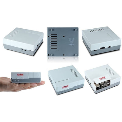 Vilros NES Retro Gaming Case for Raspberry Pi 3 Model B+ - Vilros.com