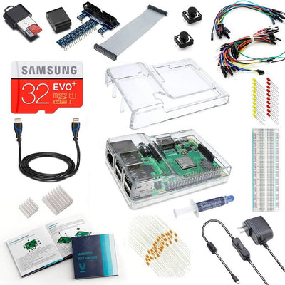Vilros Raspberry Pi 3 Model B+ (Plus) Ultimate Kit - Vilros.com