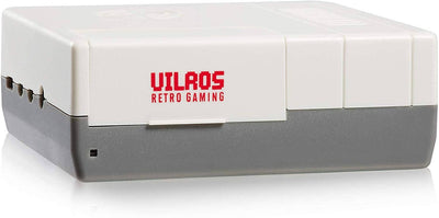 Vilros Raspberry Pi 4 Compatible NES Style Retro Case W/ Fan
