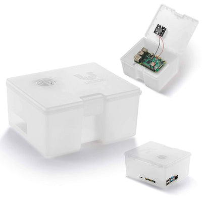 Vilros Raspberry Pi 4 Compatible Use and Store Accessory Set