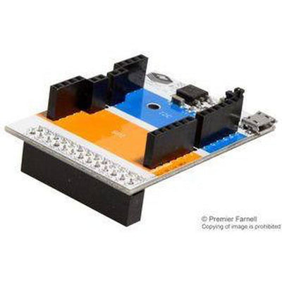 Microstack Raspberry Baseboard Adapter - Vilros.com