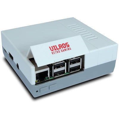 Retro Gaming Case for Raspberry Pi | Vilros.com | Free Shipping