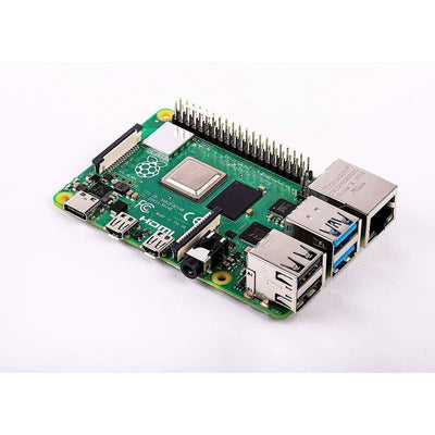 Vilros Raspberry Pi 4 Model B Complete Starter Kit with Dual Clear Transparent Case
