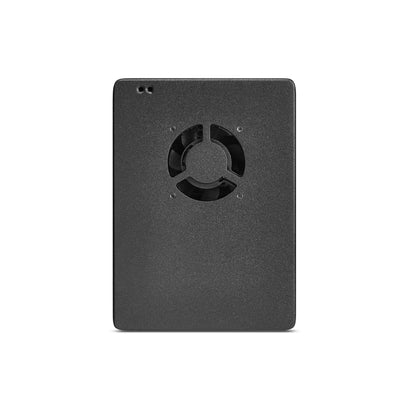Vilros Raspberry Pi 4 Compatible Heavy-Duty Aluminum Alloy Case with Pre-installed Ready to Connect Fan