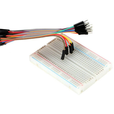 400 Hole Solderless Breadboard