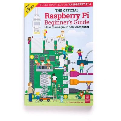 The Official Raspberry Pi Beginner's Guide v2 - Vilros.com