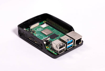 Official Raspberry Pi Foundation Case for Pi 4