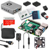 Vilros Raspberry Pi 4 Complete Starter Kit with Fan-Cooled Heavy-Duty Aluminum Alloy Case