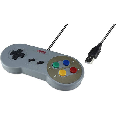 Vilros Retro Gaming USB Classic Controller Set of 5 - Vilros.com