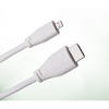 Official Raspberry Pi Foundation Micro-HDMI to HDMI Cable. 1m, White - Vilros.com