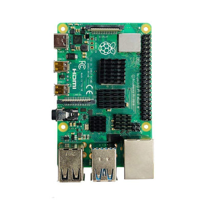 Raspberry Pi 4 Model B With Vilros Heatsink Set of 4