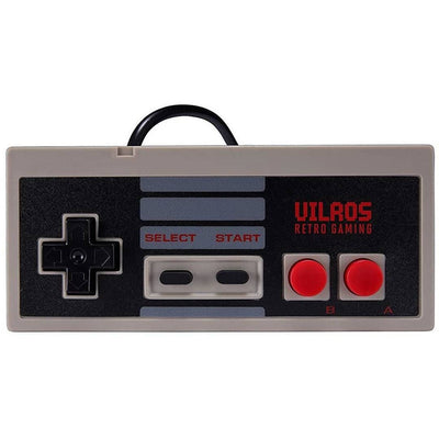 Vilros Retro Gaming NES Style USB Gamepads-Set of 2 - Vilros.com