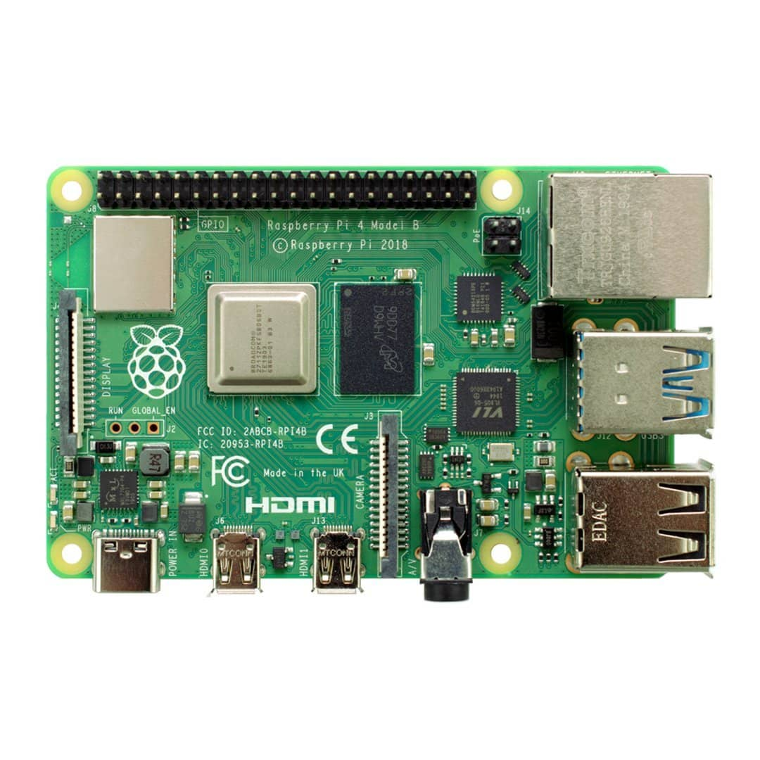 Raspberry Pi 4 [ 4GB ] | Approved Reseller | 2019 Model ...