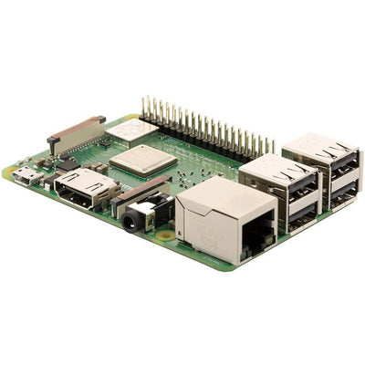 Vilros Raspberry Pi 3 Model B Plus Barebones Kit-With Preloaded SD Card-Clear Case and 2 Heatsinks - Vilros.com