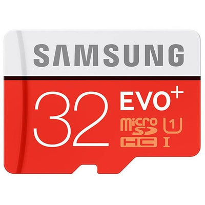 Samsung 32 GB Evo Plus (Class 10) Micro SD Card Preloaded With NOOBS & Retropie MICRO-SD -USB ADAPTER - Vilros.com